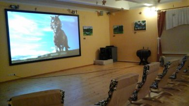 Photo of 3D cinema in Kaive